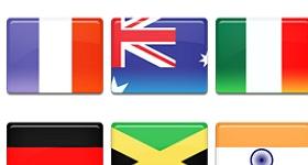 Flag 2 Icons