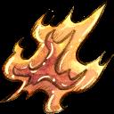 Ele, Fire Icon