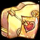 Fav+, Folder Icon