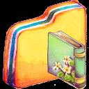 Book, y Icon