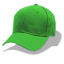 Baseball, Green, Hat Icon