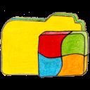 Folder, Osd, Windows, y Icon
