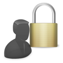 Control, Padlock, User Icon