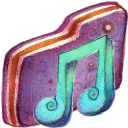Music, v Icon