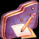 Note, v Icon