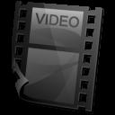 Clip, Video Icon