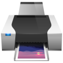 , &Amp, Faxes, Printers Icon