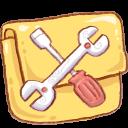 Customize, Folder, Hp Icon