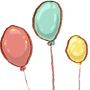 Balloons, Hp Icon