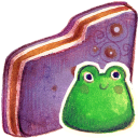 Froggy, v Icon