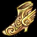 Boot, Pegasus Icon
