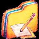 Note, y Icon