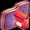 Mailbox, v Icon