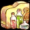 Art, Chemistry, Folder, Of Icon