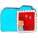b, Folder, Mail, Osd Icon