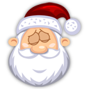 Santaclaus, Sleeping Icon