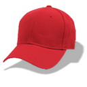 Baseball, Hat, Red Icon