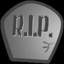 Grabstein Icon