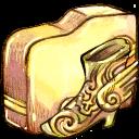 Boot, Folder, Pegasus Icon