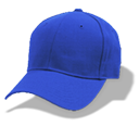 Baseball, Blue, Hat Icon