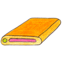 Harddisk, Osd Icon