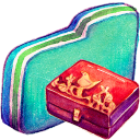 g, Personal, Storage Icon
