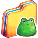 Froggy, y Icon