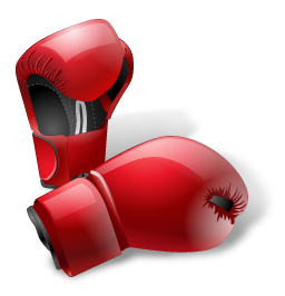 Boxing, Gloves Icon