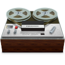 Taperecorder Icon