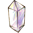 Crystal, Empty, Recycle Icon