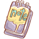 Hp, Note Icon