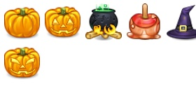Spooktacular Halloween Icons