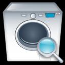 Machine, Washing, Zoom Icon