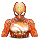 Rss, Spiderman Icon