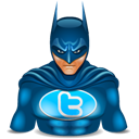 Batman, Twitter Icon