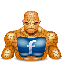 Facebook, Thing Icon