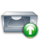 Oven, Up Icon