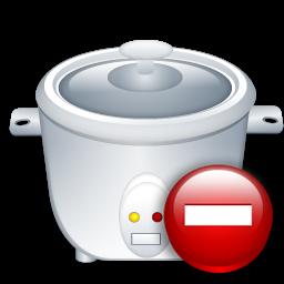 Maker, Remove, Rice Icon