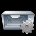 Config, Oven Icon