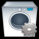 Config, Machine, Washing Icon