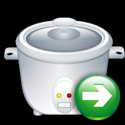 Maker, Next, Rice Icon