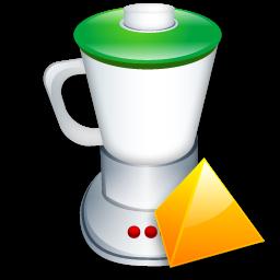 Blend, Level Icon