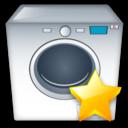 Fav, Machine, Washing Icon