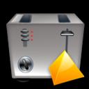 Level, Toaster Icon