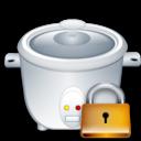 Lock, Maker, Rice Icon
