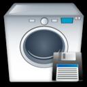 Machine, Save, Washing Icon