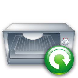 Oven, Reload Icon