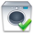 Machine, Ok, Washing Icon