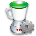 Blend, Config Icon