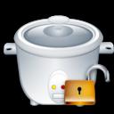 Maker, Rice, Unlock Icon